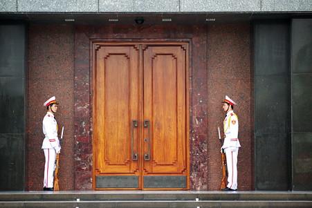 2012.03.12 ハノイ ホーチミン廟
