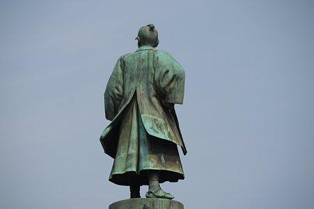 2011.04.11 靖国神社 大村益次郎像