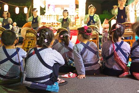 2011.08.07 富士 甲子祭 次代を担う視線