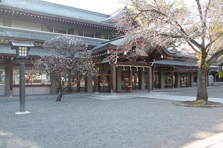 三嶋大社の社務所