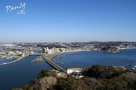 冬の江の島・・11