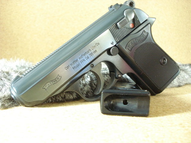 H23/0004 Rainbow Lagoon Walther PPK Remaster