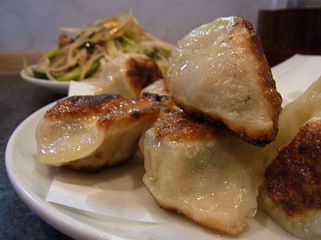焼き餃子3