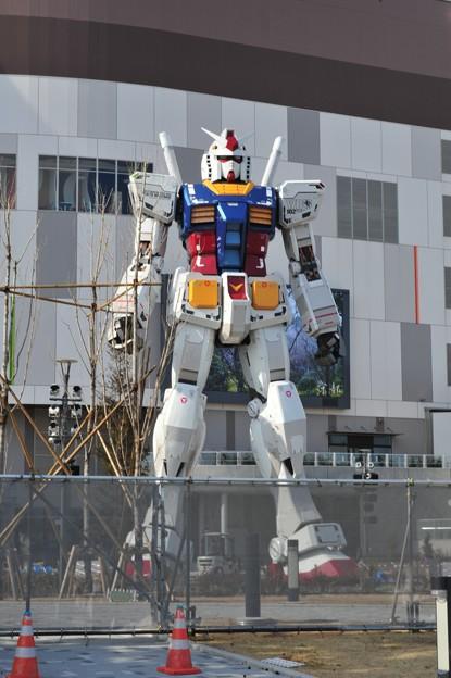Photos: お台場に定着したRX-78-2
