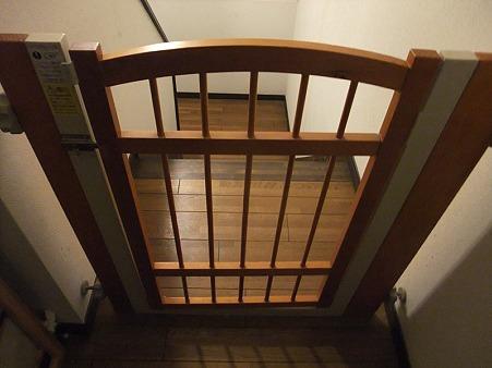 とうとう階下へ続く階段の扉も開けてしまった
