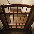 Photos: とうとう階下へ続く階段の扉も開けてしまった