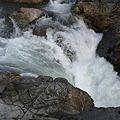 鬼怒川の大滝公園