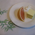 Photos: 華やぎの章甲斐路夕食デザート