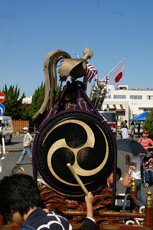 神輿パレード111016c