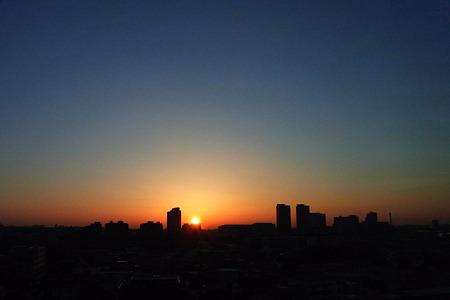 大震災の朝20110312