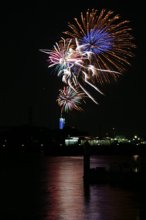 横浜の花火2!(110817)