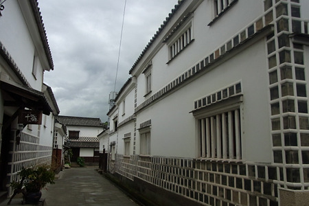 倉敷白壁の小道2