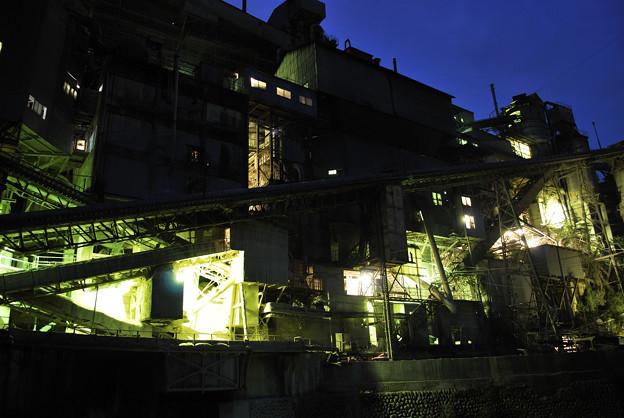 写真: 奥多摩工業氷川鉱山