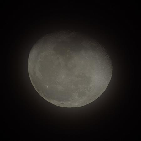 曇り時々月