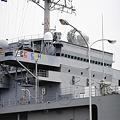 Photos: 米海軍揚陸指揮艦 LCC-19 ブルーリッジ
