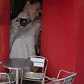 Photos: Open cafe