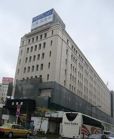 東武鉄道 東京スカイツリーライン 浅草駅-240414-1