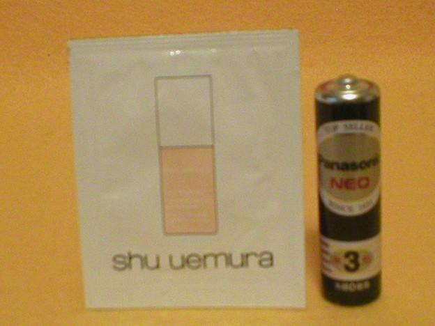 shu uemura イルミネイティング フルイド ファンデーション 564
