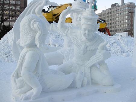 国際雪像コンクール