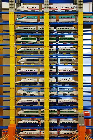 東日本の新幹線大集合