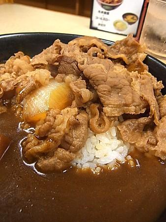 牛丼・カレー