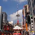 写真: 山鉾巡行