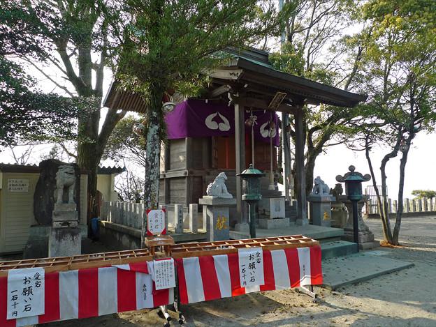 Photos: 愛宕神社(1)宇賀神社