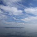 琵琶湖 雲(1)