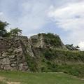 Photos: 天空の城跡2