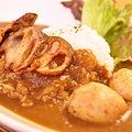 季節の野菜カレー2(道の駅・可児ッテ【岐阜】)