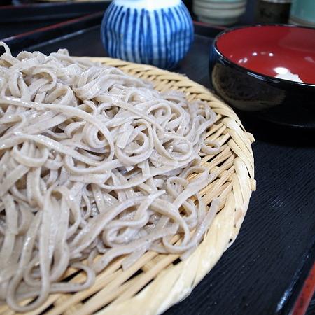 おろし蕎麦(道の駅・信濃路下條【長野】)