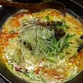 写真: 足立区 五味五香「黄坦々麺」