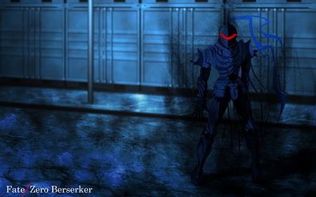 Fate Zero Berserker