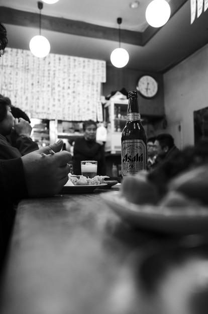 Photos: 門前仲町「大衆酒場 魚三」その3