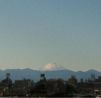富士山、好きだな