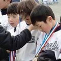 CIMG1412:メダルをかけてもらう
