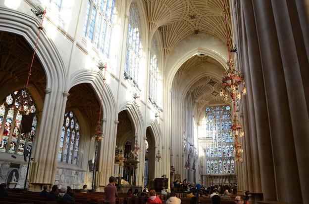 10.Bath Abbey