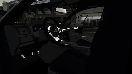 2011 Lexus CT200h 内装