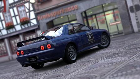 日産 スカイライン GT-R Vスペック II (GTアカデミー バージョン) '94 B